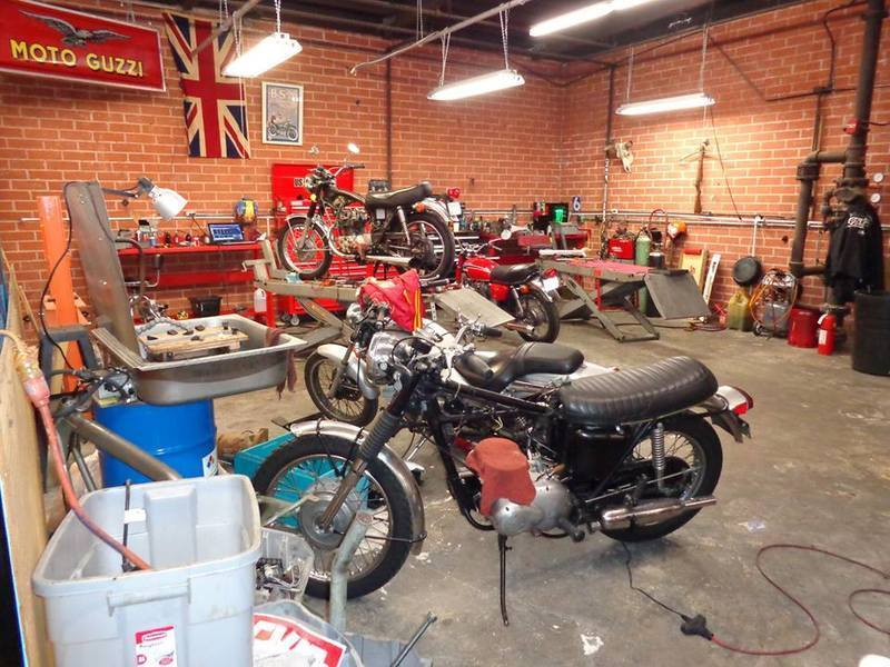 Moto classic shop