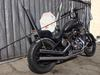 Moto classic shop chopper